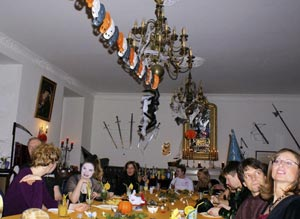 Halloween-Party am 31.10.2009