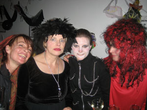 Halloween-Party am 31.10.2012